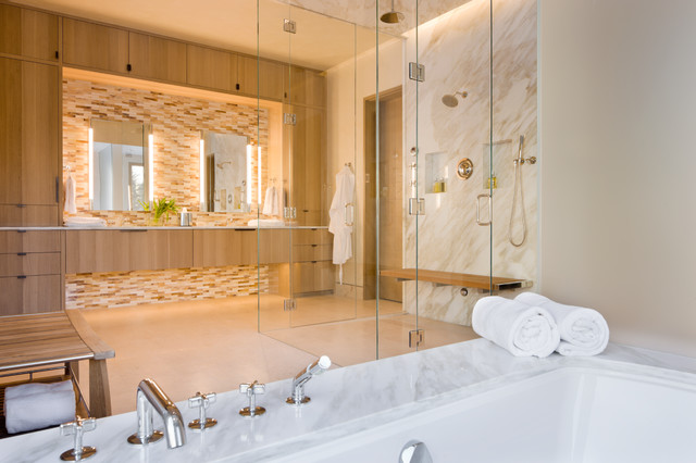 Morningstar contemporary-bathroom