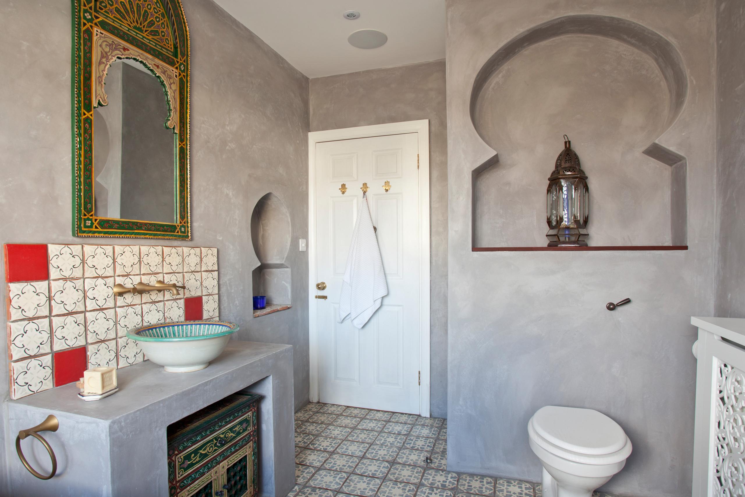 Orientalisches Badezimmer 20 typische Elemente fürs Hamam Feeling ...