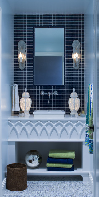 Interior Designers Decorators Moroccan Lounge Eclectic Bathroom