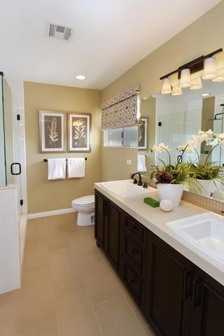 Morrison Flip contemporary-bathroom