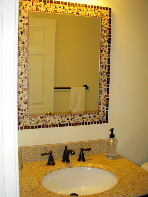 Creative Ways To Personalize Mirrors
