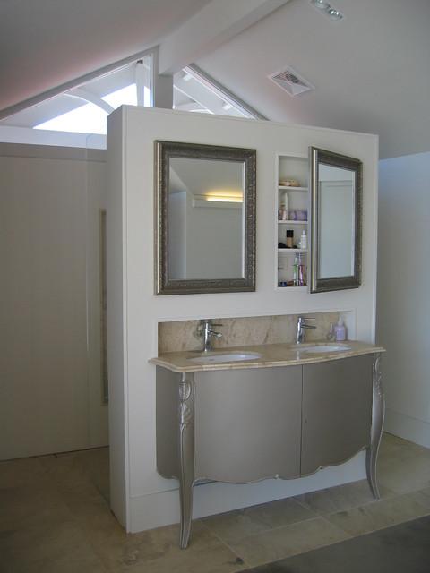 Mosman Renovation contemporary-bathroom