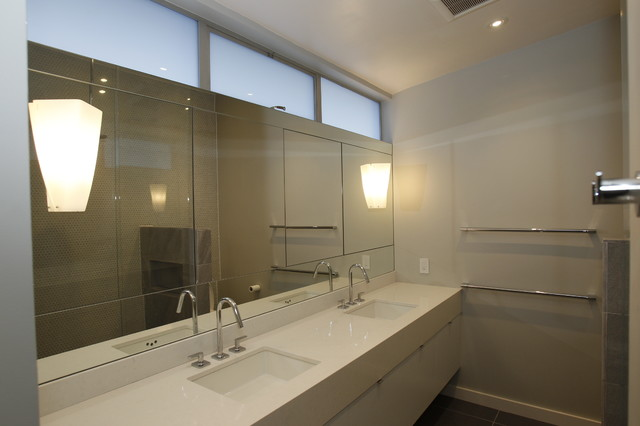 mostert architecture contemporary-bathroom