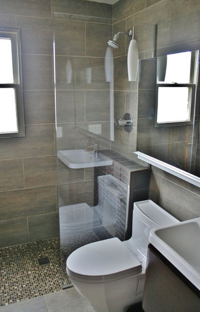 Bathroom Remodeling Ann Arbor : Motawi tile and robern bathroom remodel in ann arbor