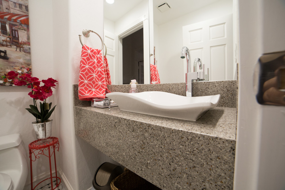 Mother-in-Law Suite & Guest Bathroom Remodel in Glendale ...