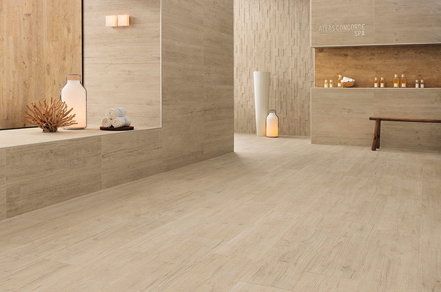 Motion Porcelain Tile Modern Bathroom Seattle By
