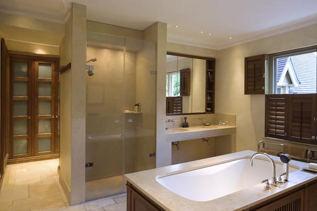 Mount House contemporary-bathroom