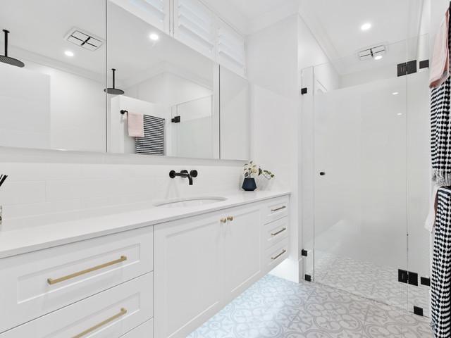 Mount Pleasant contemporary-bathroom