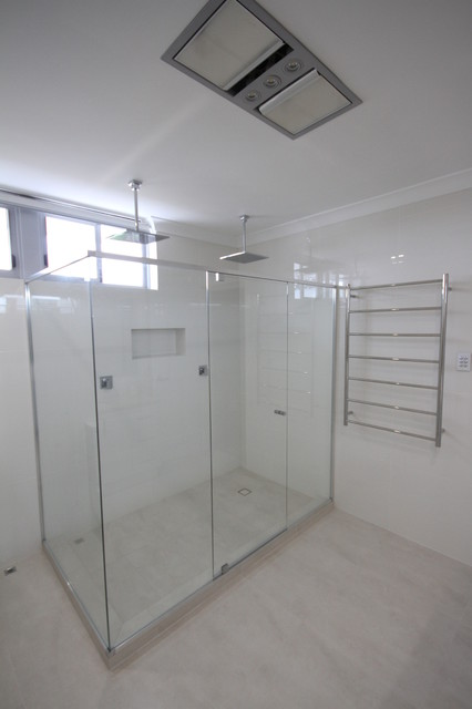 Mount Pleasant Ensuite Modern Bathroom Perth By