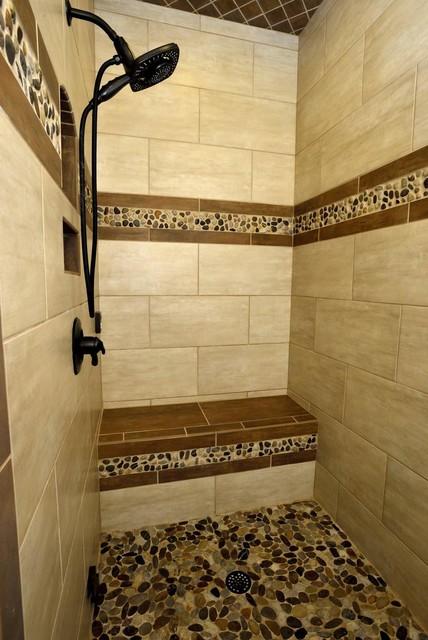 Mountain Home rustic-bathroom
