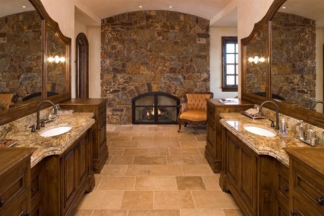 House Bathrooms mountain house bathroom - traditional - bathroom - minneapolis