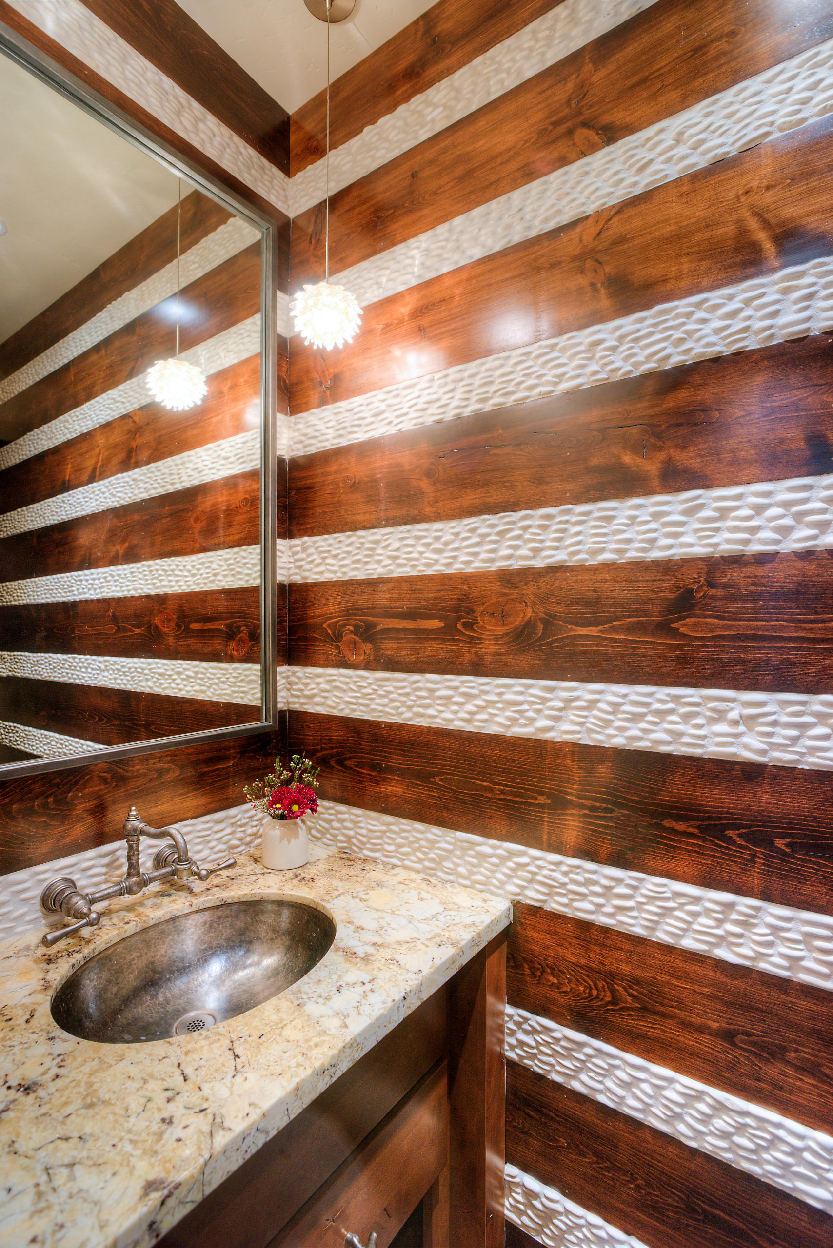 Mountain Living - Powder Bath