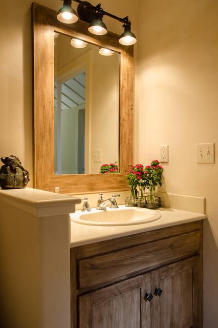 Guest Bathroom Vanity Lighting