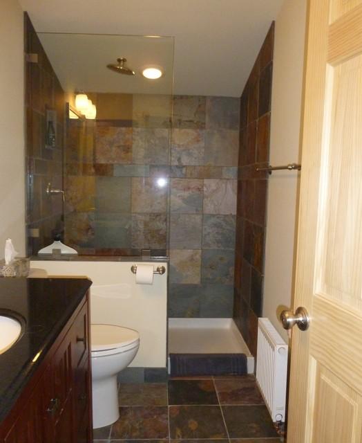 Mountain Retreat bathroom