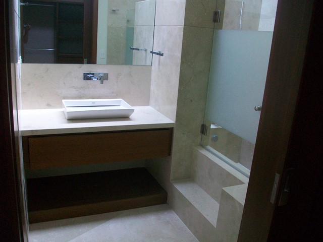 Muebles de Baño modern-bathroom