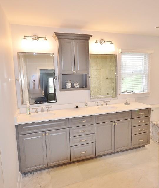 Mullen Kitchen Remodel Transitional Bathroom Philadelphia By Chester County Kitchen Bath