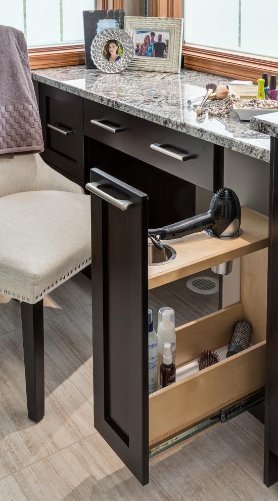 Multi Bathroom Renovation - Transitional - Bathroom ...