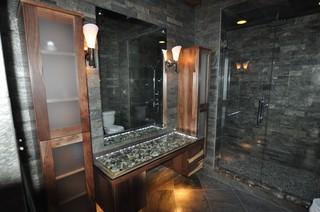 Munro Spa Bathroom Remodel Greenwood Indaina Modern