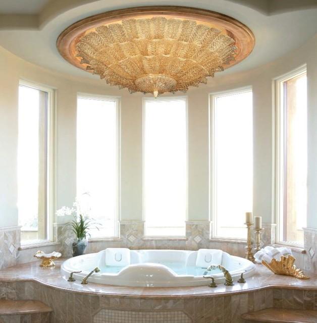 Bathroom Art Au: Murano Glass Lighting And Chandeliers