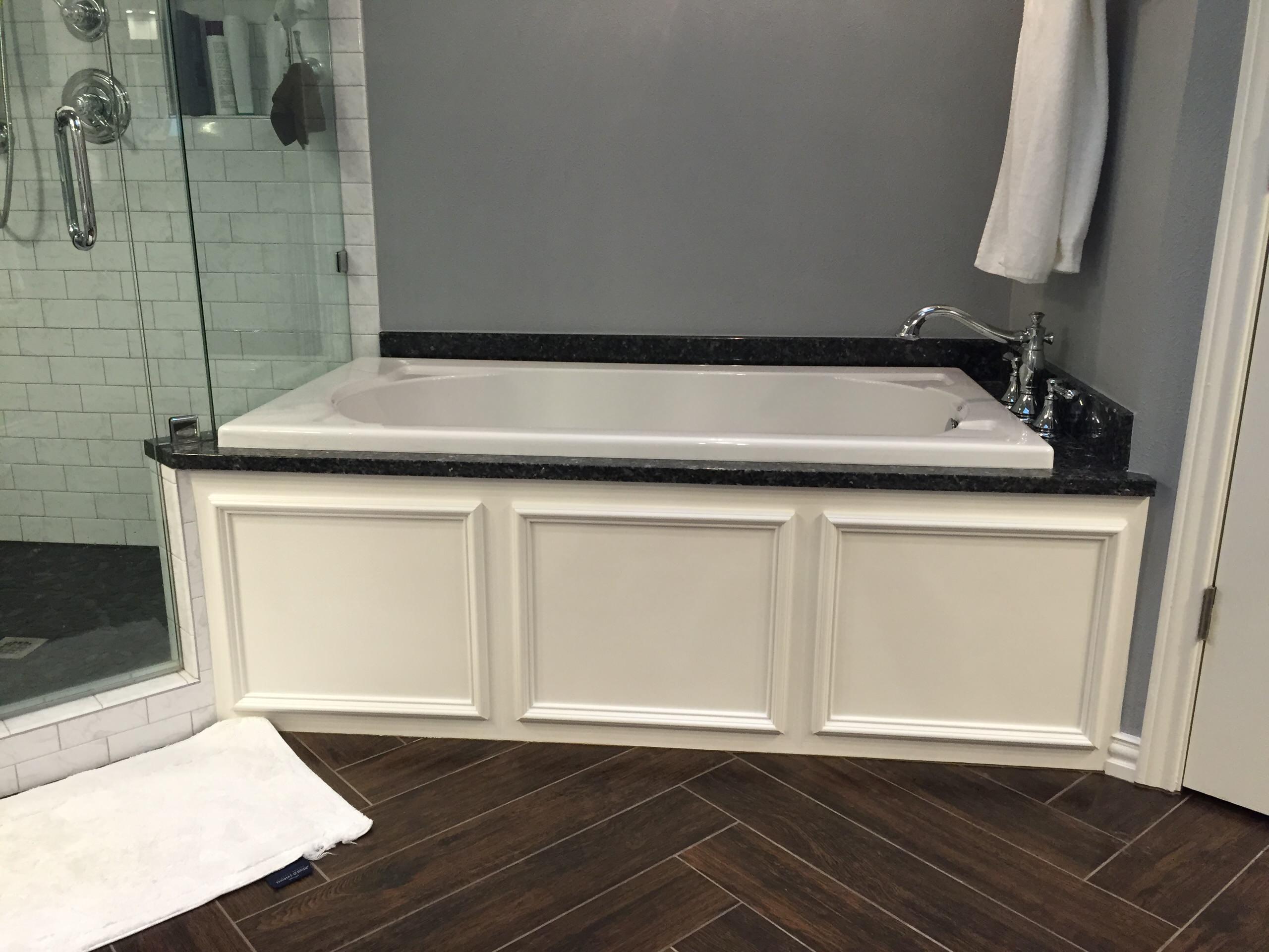 Murphy Master Bath Transformation