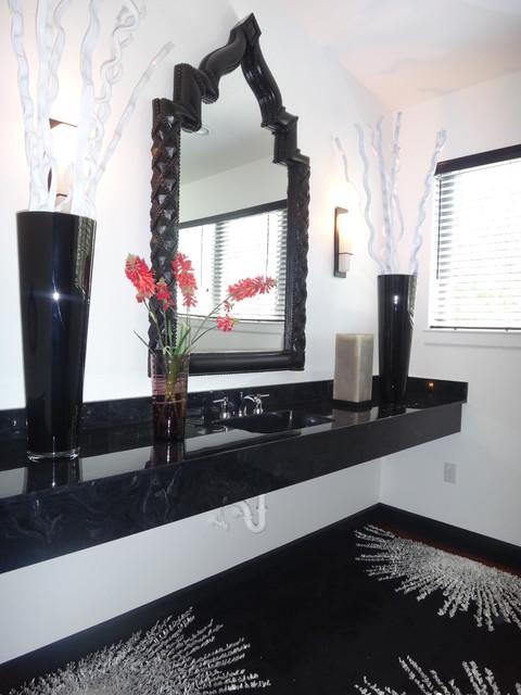 Mussett Bayou Parade Home contemporary-bathroom