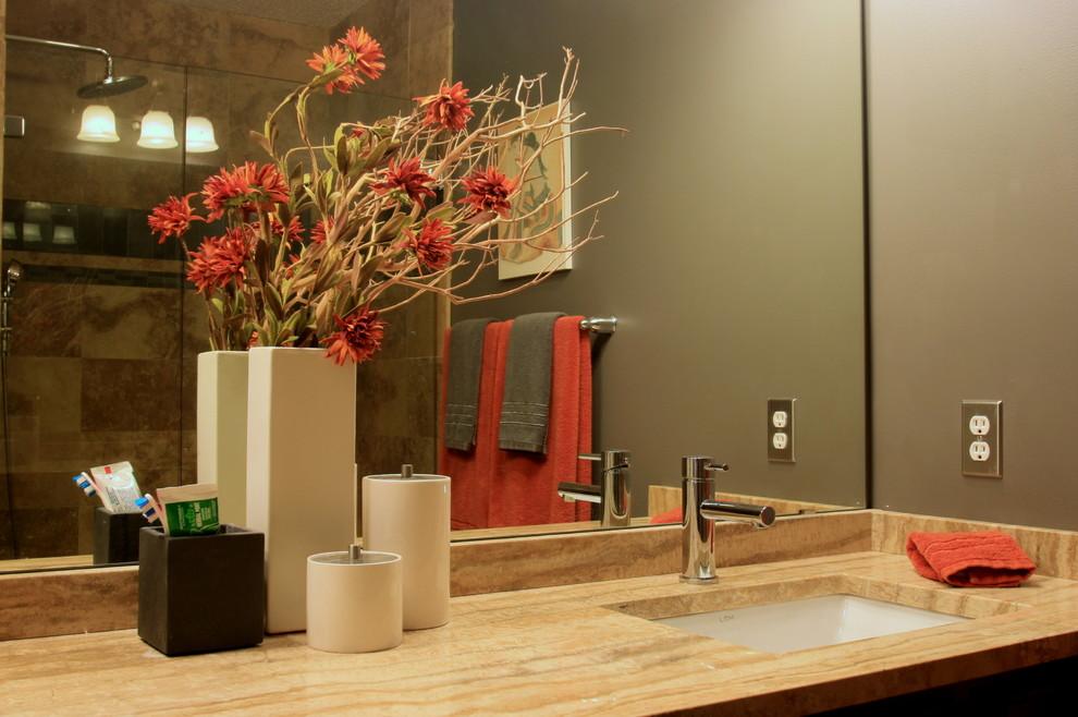 My Bathroom Remodel! - Contemporary - Bathroom ...