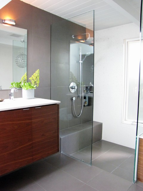 My Houzz A Cliff May Home Leads The Way In Long Beach Midcentury Bathroom Orange County