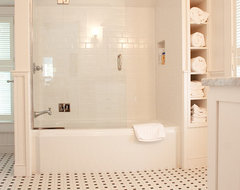 Provincetown Beach House traditional bathroom