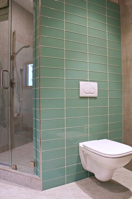 My Houzz: Beck-Tisdale Home contemporary-bathroom