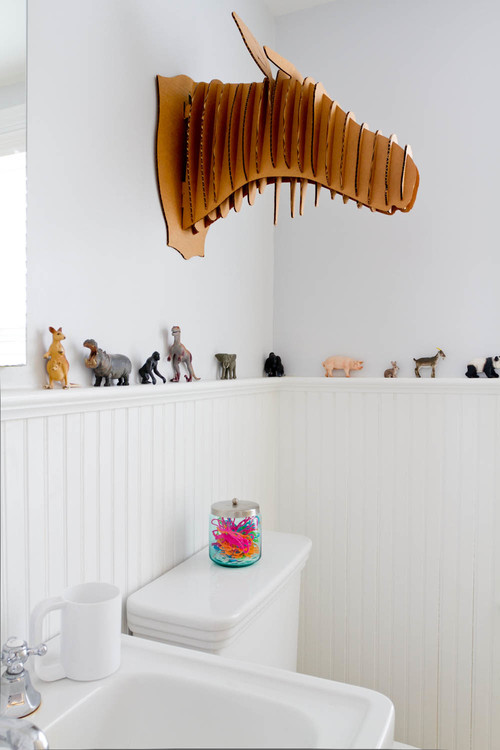 12 Ways To Decorate With Faux Taxidermy