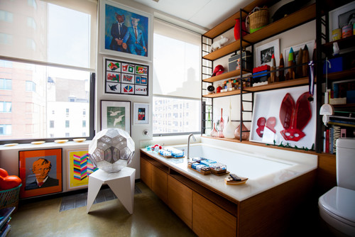My Houzz: Adult Playhouse and Think Tank in Brooklyn