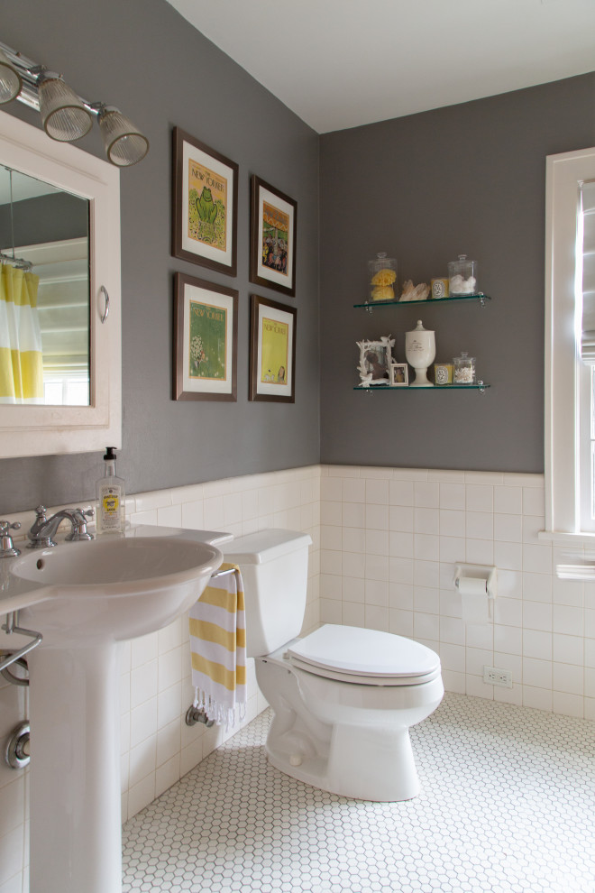 My Houzz: Color, Heirlooms and Artwork Refresh a Kansas ...