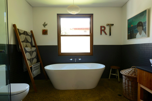 My Houzz: Connecting Work and Play in South Australia contemporary-bathroom