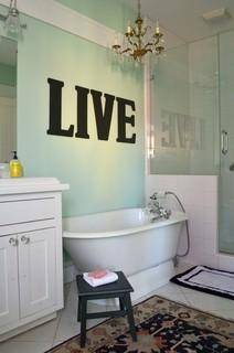 Fort Worth Tx Misty Spencer Traditional Bathroom Dallas By Sarah Greenman