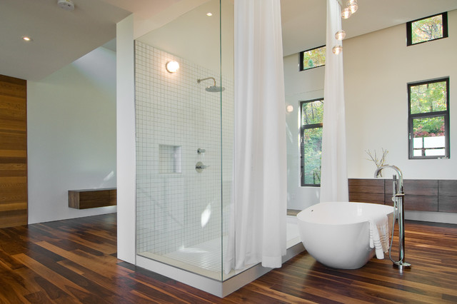 My Houzz: David modern-bathroom