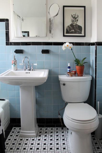My houzz diy determination in mid century modern montreal for Houzz bathroom design guide