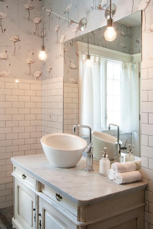 Come Illuminare Lo Specchio Del Bagno.Fotogalleria 28 Idee Per Illuminare Il Bagno Come Un