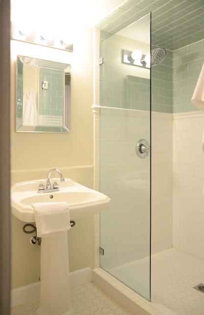 My Houzz Schmid Strathcona House Traditional Bathroom