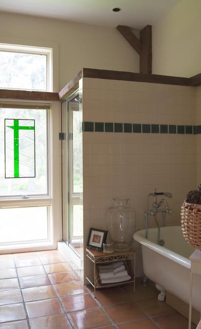 My houzz tim akron ohio farmhouse bathroom other Bathroom remodeling akron ohio