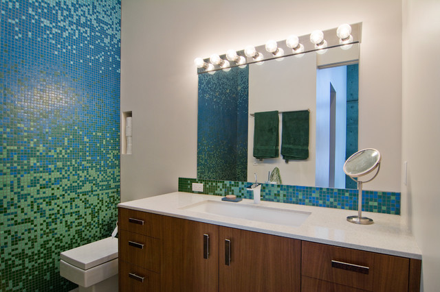 Wonderful My Houzz: The Thorns Contemporary Bathroom Part 26