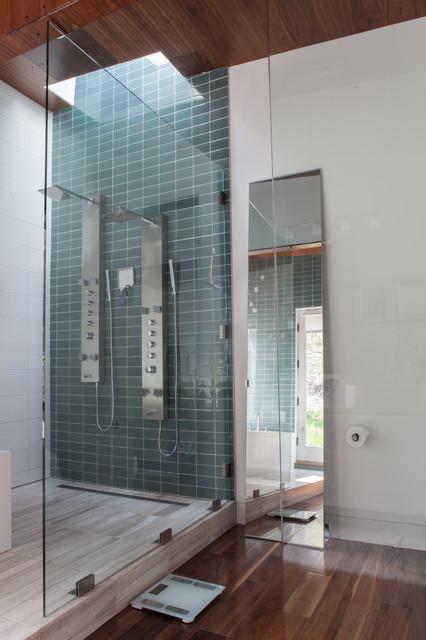 My Houzz: Torriero Home contemporary-bathroom