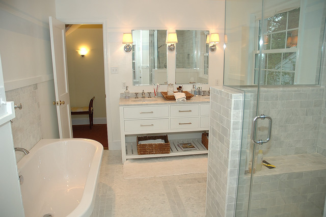 My Master Bath traditional-bathroom