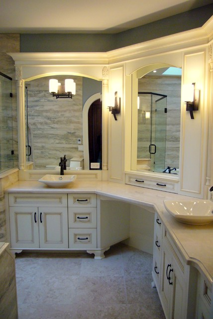 My random bathroom vanity designs traditional bathroom for Bathroom design vancouver