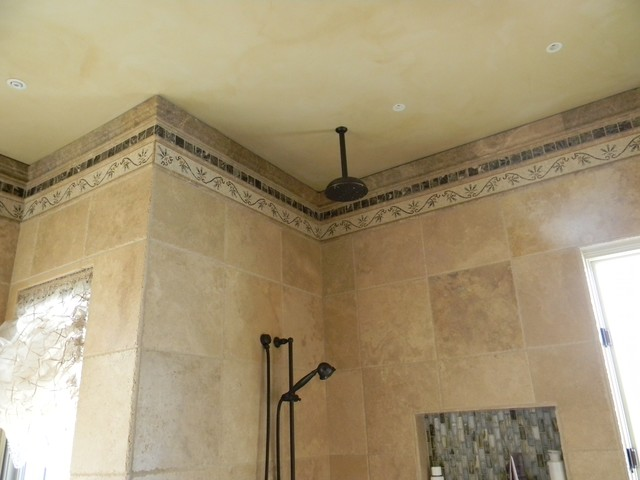 My tile designs traditional-bathroom