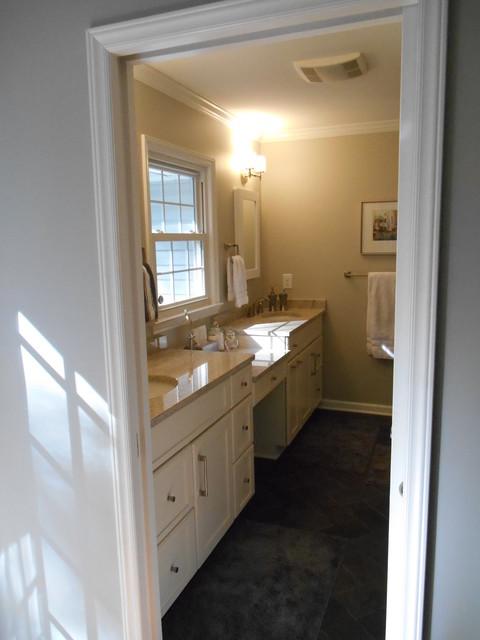 Myriad Of Doors traditional-bathroom