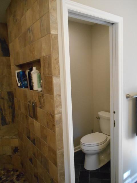 Myriad Of Doors contemporary-bathroom