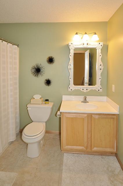 N K Residence Contemporary Bathroom Minneapolis By Kirsten Danielle Design