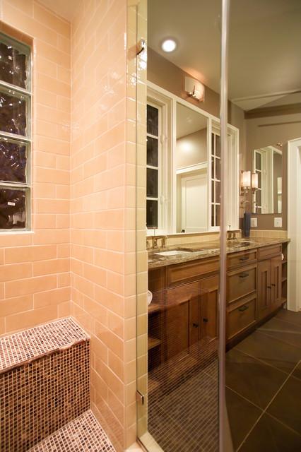 N. Quincy Street traditional-bathroom