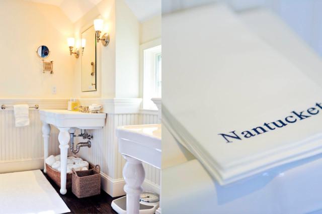 Nantucket traditional-bathroom