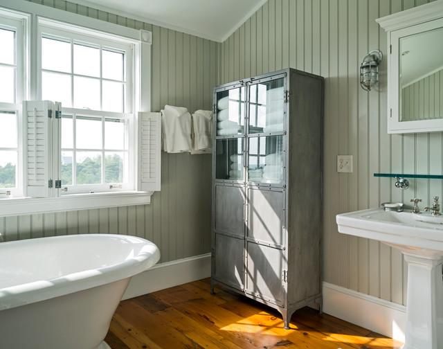 Nantucket for Nantucket style bathrooms